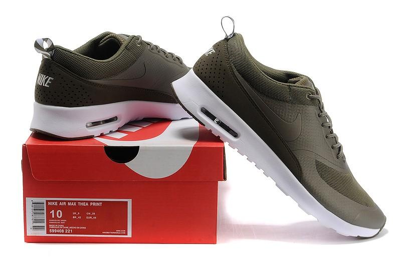 Nike Air Max Thea Femme Kaki